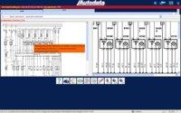 Схемы электрооборудования Autodata на русском языке