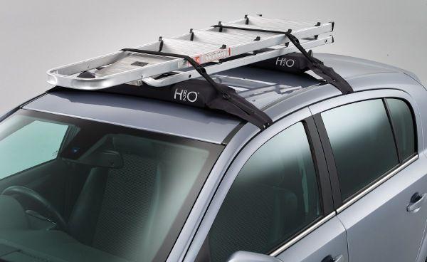 Надувной багажник на крышу автомобиля HR20