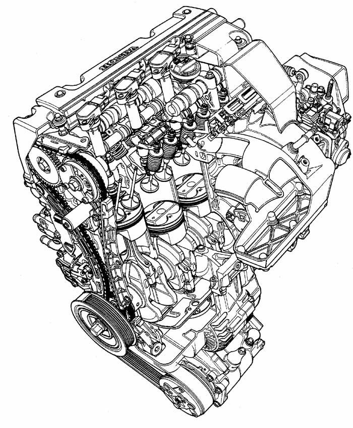 Диагностика и ремонт систем управления двигателем. Коды