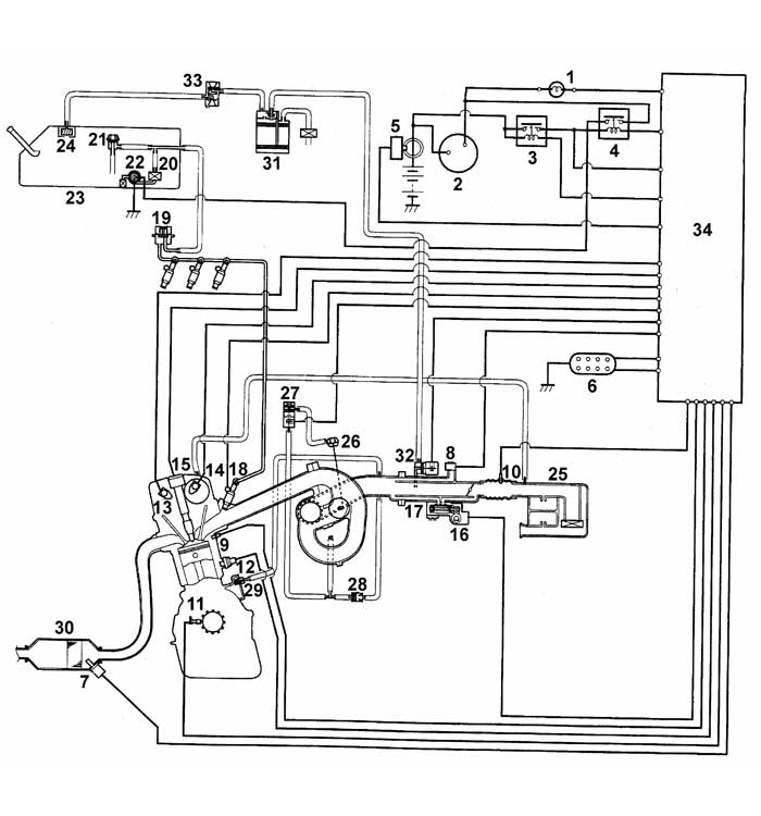 Система электронного